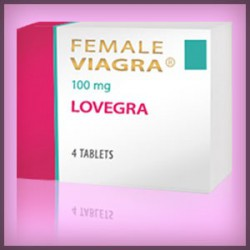 Lovegra Original 100mg - Frauen Viagra